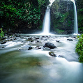 by Dugalan Poto - Nature Up Close Water ( central java, dugalanisme, indonesia, waterfall, dugalan, tegal,  )