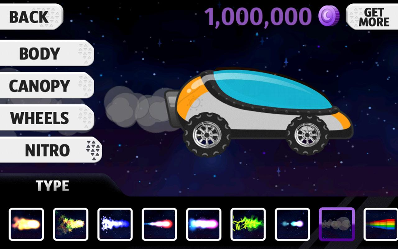 Lunar Racer screenshot #8