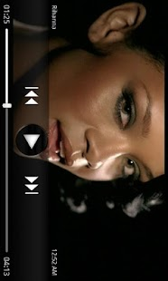 PlayerPro Dark Skin - screenshot thumbnail