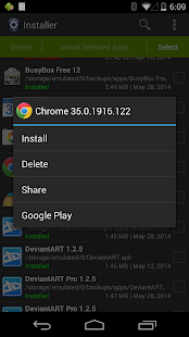 Installer - Install APK- screenshot thumbnail