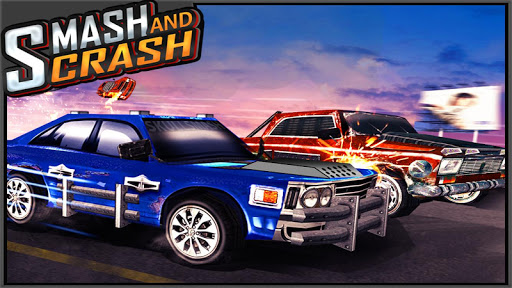 Smash Crash 3D Racing Game