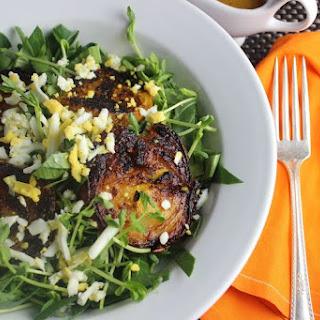 Crispy Fried Beet Salad.