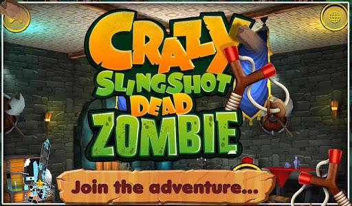 3D Crazy Slingshot Dead Zombie v1.0