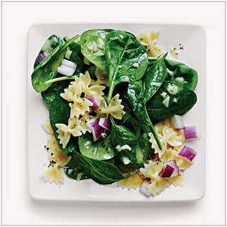 Spinach-Pasta Salad.