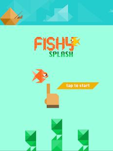 Sinking Fish: Tiny Flappy Fish