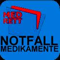 Notfallmedikamente-MedRett logo
