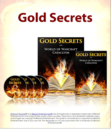 World Of Warcraft Gold Secrets