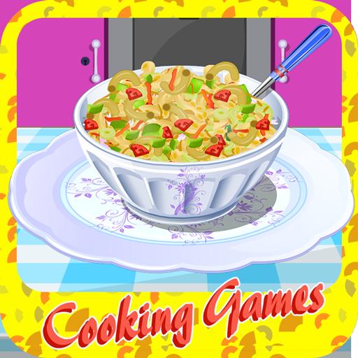 休閒App|通心粉沙拉烹饪游戏 LOGO-3C達人阿輝的APP