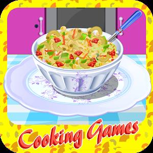 Makaroner matlagning spel APK