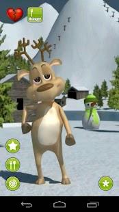 Talking Prancer Reindeer - screenshot thumbnail
