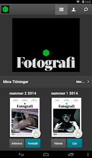 Fotografi screenshot