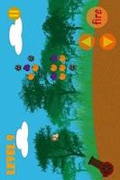 Screenshot of Cannonball Monkey Free