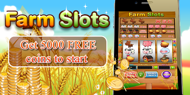 how to get coins on farm slot