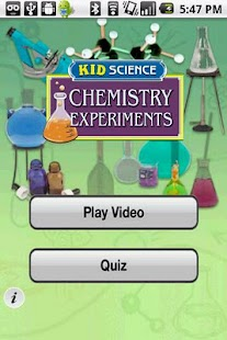 Kid Science: Chemistry - screenshot thumbnail