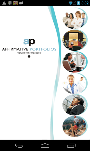 Affirmative Portfolios 1.2 screenshots 1