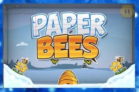 Paper Bees - screenshot thumbnail