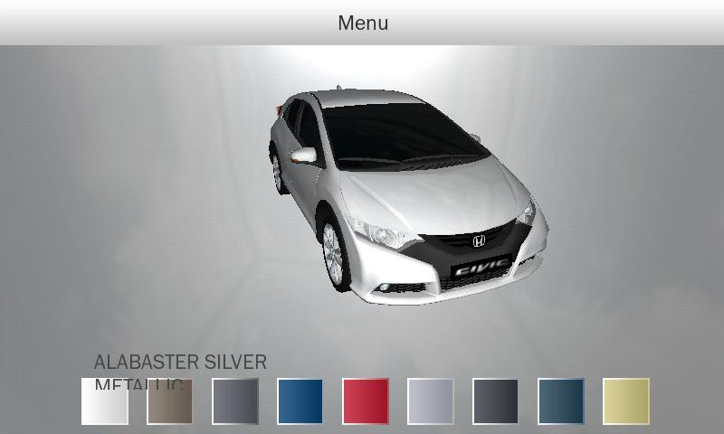 Honda SA - screenshot