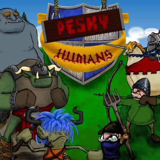 討厭的人類2D策略遊戲 - RTS GAME 策略 App LOGO-APP開箱王