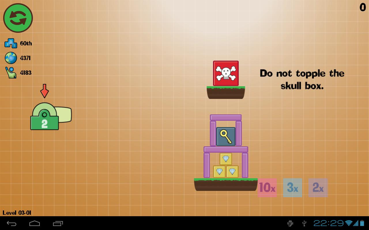 Box Topple - Knockdown! screenshot #15