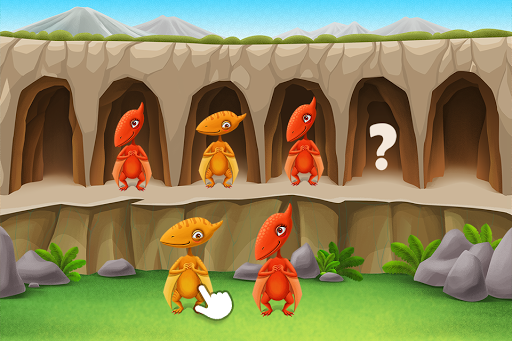 Dinosaur Games screenshot
