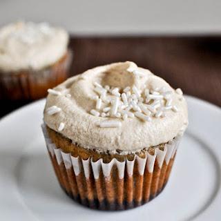 Brownie Banana Bread Cupcakes.