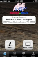 Screenshot of Red Hot and Blue