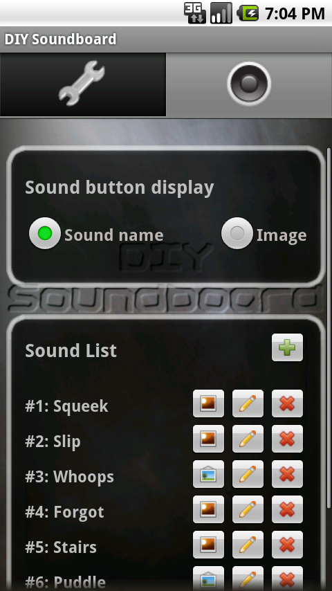 DIY Soundboard License Key - screenshot