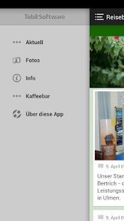 Reiseberatung Kleeberg - screenshot thumbnail