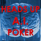 Heads Up AI Poker icon