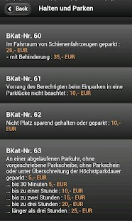 Bußgeldrechner / Katalog 2013 - screenshot thumbnail