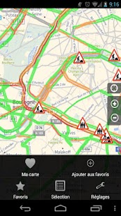 Michelin Traffic - screenshot thumbnail