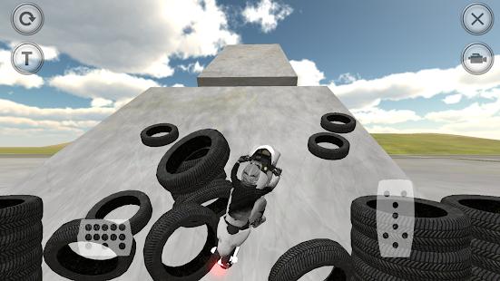 玩免費模擬APP 下載Extreme Motorbike Racer 3D app不用錢 硬是要APP