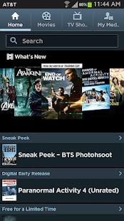 Samsung Media Hub - screenshot thumbnail