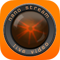 nanoStream Live Video Encoder icon