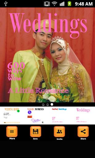 InstaMag -Wedding Photo Frames