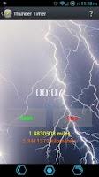 Screenshot of Legacy Weather