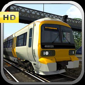 Subway Train Simulator Game APK