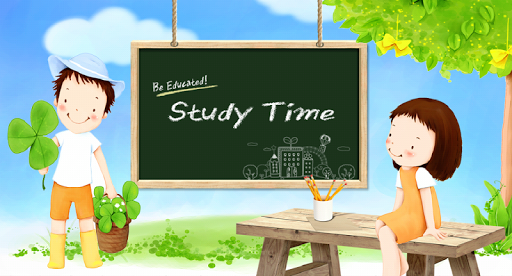 Kids Games: Study Time