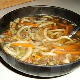 Asian Mushroom Soup