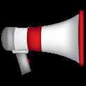 Auto Loudspeaker icon
