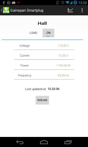 GainSpan Smartplug
