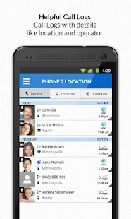 Mobile Number & Phone Location - screenshot thumbnail
