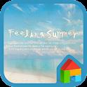 Summer dodol launcher theme icon