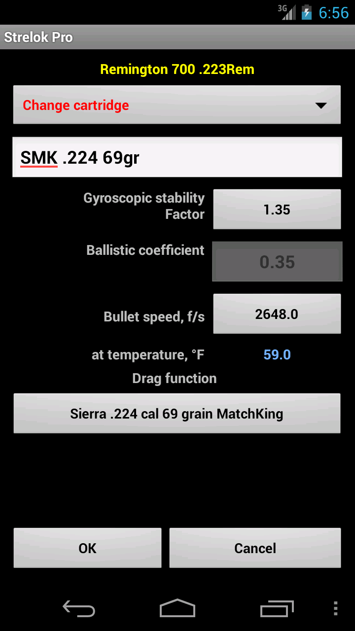 Strelok Pro Screenshot 6