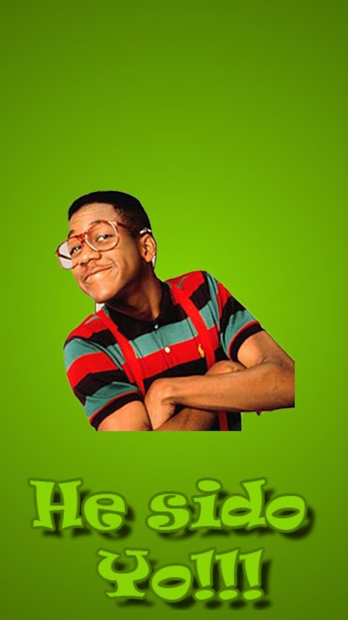 Steve Urkel- screenshot
