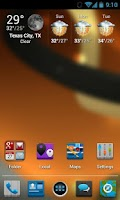 Screenshot of 3DPro HD Apex Theme