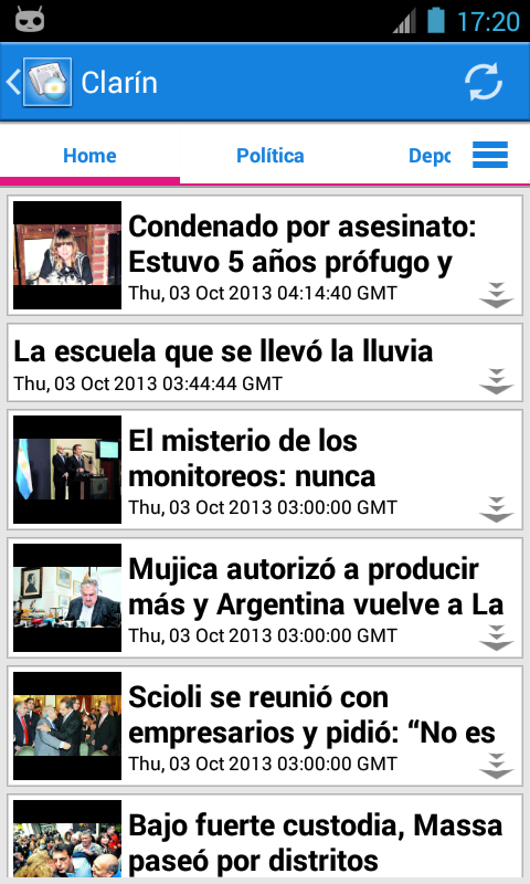 Argentina Noticias - screenshot