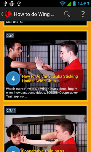 How to do Wing Chun: Howcast
