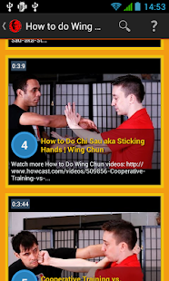 How to do Wing Chun: Howcast