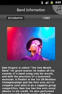 Sam Rogers - screenshot thumbnail